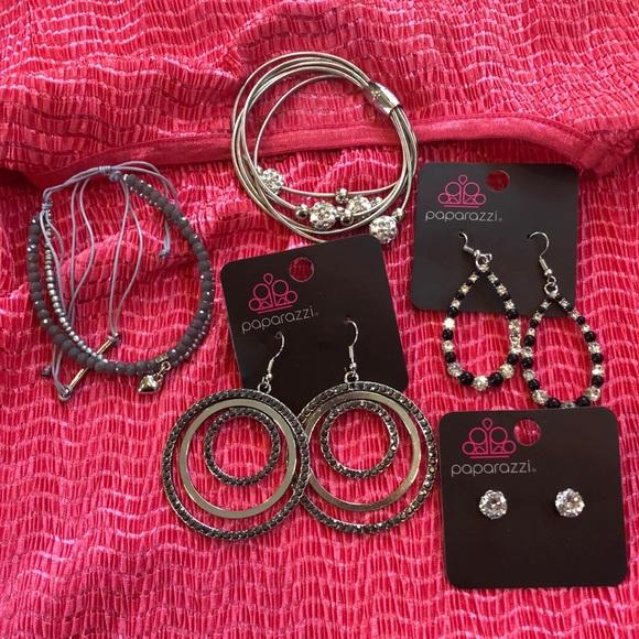 Lot of Paparazzi Jewelry